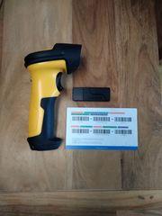 Barcode Hand-Scanner Wireless 2 4GHz
