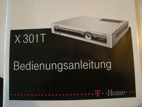 Mediareciver T-Home