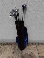 Golf Set mit Bag 5