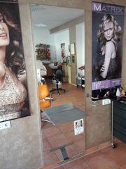 Spiegel Ladeneinrichtung Friseursalon in Nürnberg
