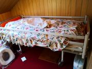 kranken Bett