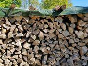 Brennholz Kaminholz Buche Tanne
