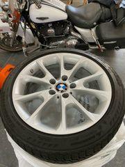 Original Winterkompletträder für BMW 18
