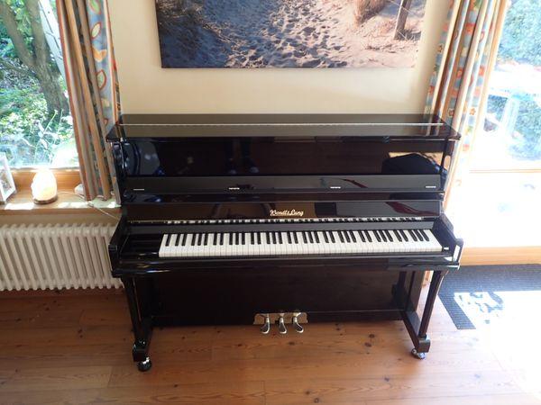 Sehr schönes klangvolles Klavier - Top-Zustand