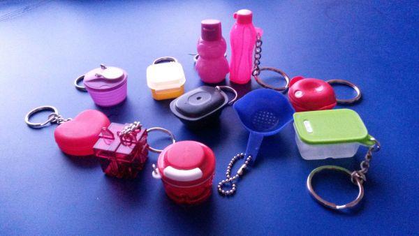Miniatur - Schlüsselanhänger