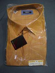 Herrenhemd Gr 49 50 Waldbusch