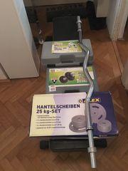 Hantelbank Weider Pro 130 mit