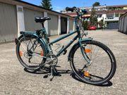 Fahrrad extrem stabiler Rahmen der