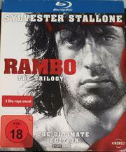 Rambo The Trilogy Blueray