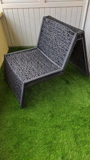 Garten Liegen Stühle von Grüner