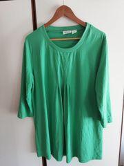 Langarm Shirt in grün