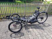 Liegerad Trike mit 250 Watt