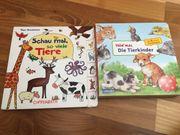 2 Kinderbücher eines davon mit