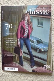 Mercedes-Benz Classic MBC Zeitschrift