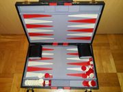 Backgammon Spiel inkl Lehrbuch
