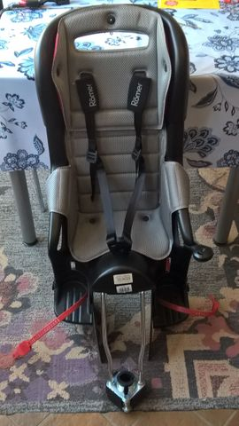 Bild 4 - Römer Fahrrad-Kindersitz Jockey Comfort 9-22 - Dreisen
