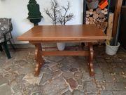 Tisch rustikal Eiche