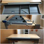 Moll Schreibtisch höhenverstellbar
