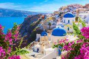 Suche weibl Reisebegleitung nach Santorini