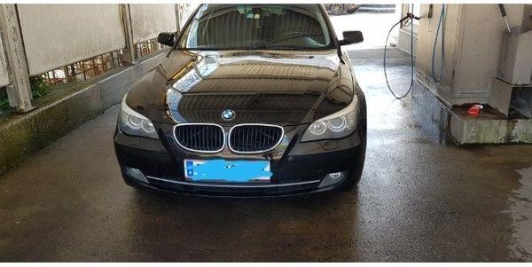 BMW E60 Facelift