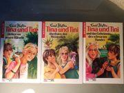 Tina und Tini Bücher Rätsel
