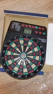 Mini-Dartspiel elektronisch