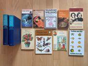 11 verschiedene Bücher aus der