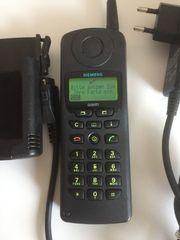 Siemens Vintage Mobilphone