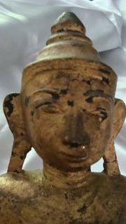 ANTIKER BUDDHA AUS MYAMAR BURMA