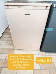 Exquisit Kühlschrank Neuware mit 24