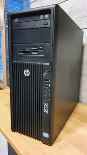 Hackintosh mit HP Z220 Xeon