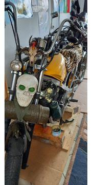 Projekt Ratbike Bastlerfahrzeug oder Teileträger