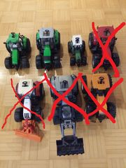 Bruder Traktoren