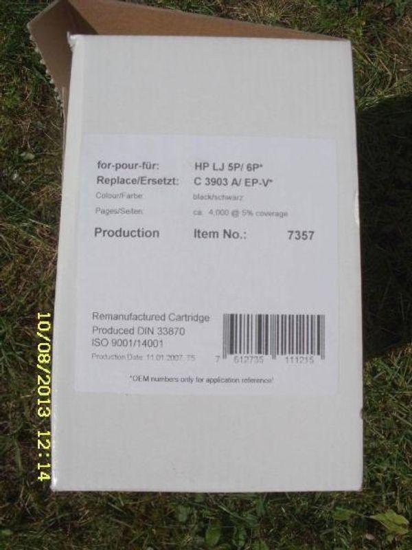 Tonerpatrone HP Laserjet 5P MP