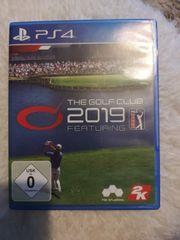 Golf Club 2019 PS4 Spiel