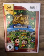 Nintendo Wii Animal Crossing-Let s