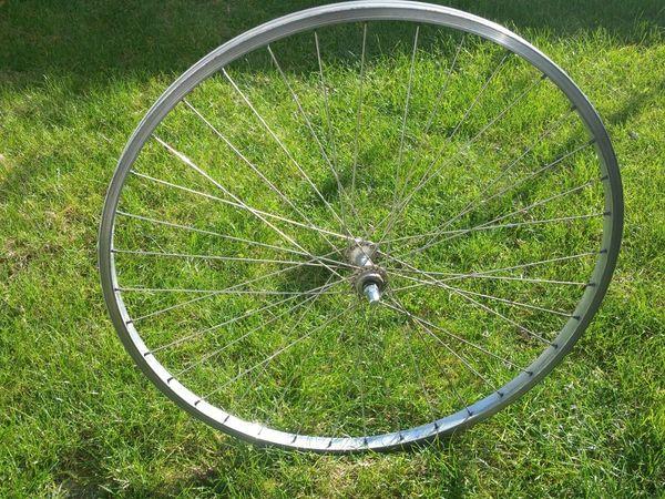 Fahrradfelge vorne Laufradgröße 28 Zoll