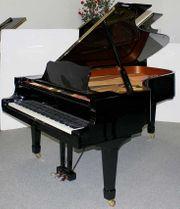 Flügel Klavier Yamaha C7 schwarz