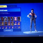 Renegade Raider Account mit spitzhacke