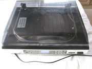 Schallplattenspieler Plattenspieler AEG Turntabel Modell