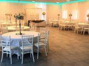 Partyraum Gastronomieküche Hochzeit Verlobungen Geburtstag