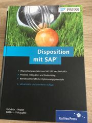 Buch SAP Disposition
