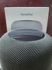 Apple HomePod Space Grau - sehr