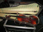 Geige von Heinr Moritz Schuster
