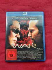 dvd War Blu-ray cd Jet