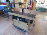Tischfräse SCM T120 C incl