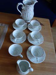 Schönes Kaffeservice Seltman Weiden Gertrud