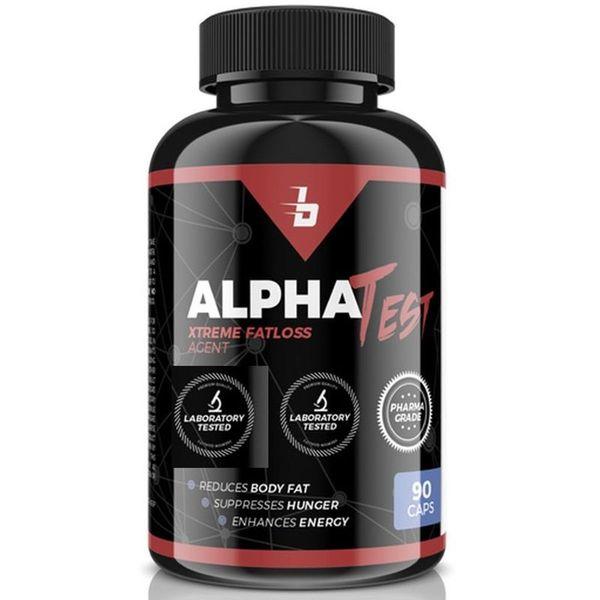 Blackline Supplements - ALPHA Test 90