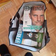 Zeitschriftensammlung Elf Freunde
