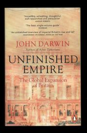 Darwin John - Unfinished Empire The
